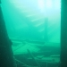 Staircase on the wreck America