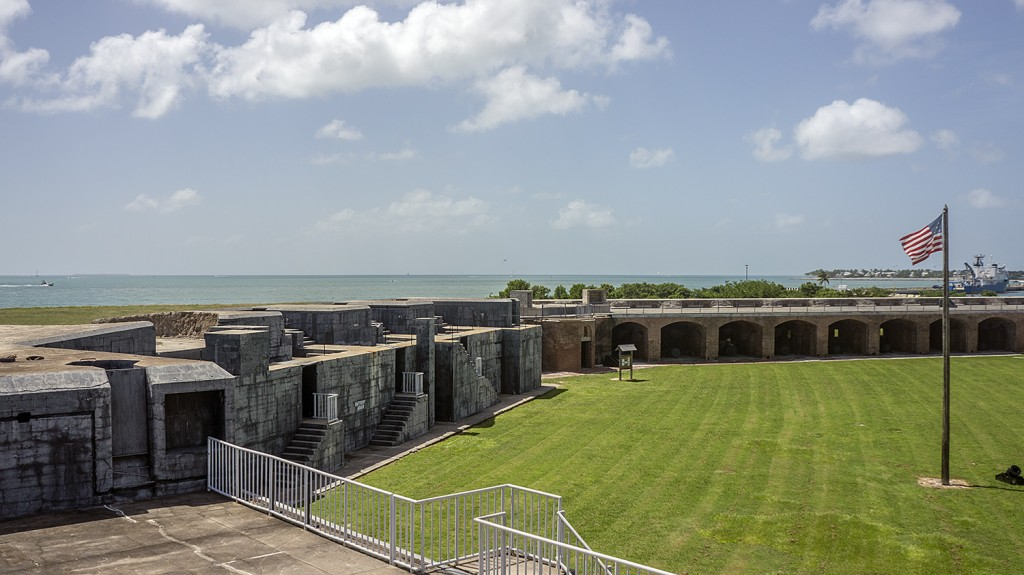 Fort Zachary Taylor State Park, Key West FL
