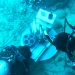 Securing ADCP to sea floor